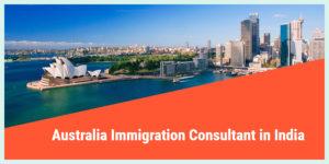 Australia Immigration Consultant in India