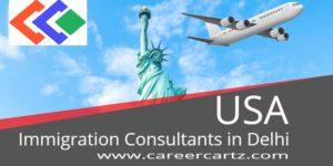 USA Immigration consultants in Delhi