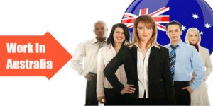 Australia Visa Consultants, Work in Australia