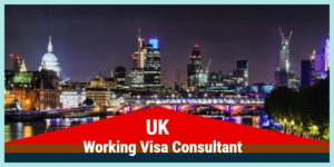 UK Work Visa Consultants in India