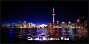 Canada Business Visa Consultants, Canada Business Visa
