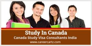 Canada Study Visa Consultnts