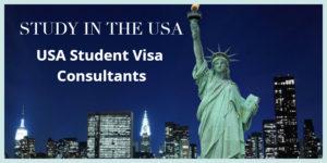 USA Student visa consultants