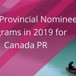 Provincial Nominee Programs