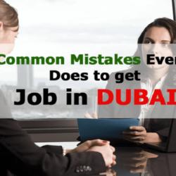 Job in Dubai