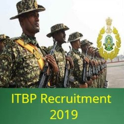 ITBP Recruitment 2019