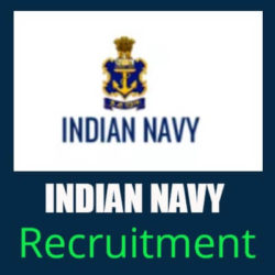 Indian Navy Jobs Recruitment 2019