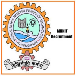 MNNIT Allahabad Recruitment