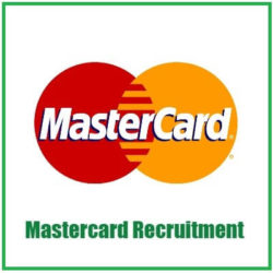 Mastercard Recruitment 2019