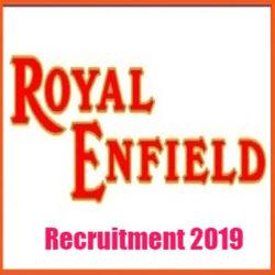 Royal Enfield Recruitment