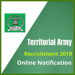 TTerritorial Army Recruitment