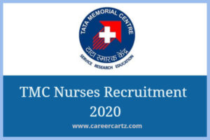 TMC Recruitment 2020